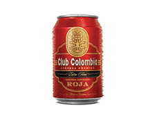Lata Club Colombia Roja