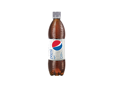 Botella Pepsi Light (500ml)