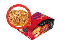 Menú Inf. Pizza Jamón