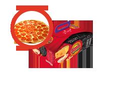Menú Inf. Pizza Pepperoni