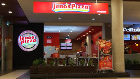 Establecimiento Jeno´s Pizza TITAN