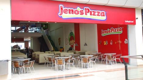 Establecimiento Jeno´s Pizza TINTAL PLAZA