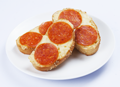 Pan Jenos Pepperoni.